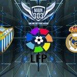 Prediksi Malaga vs Real Madrid 30 November 2014 Primera Divi