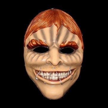 Robber Blond Mask | Robber Blond Cosplay Mask | Payday 2 Mask | Robber Blond Mask for sale