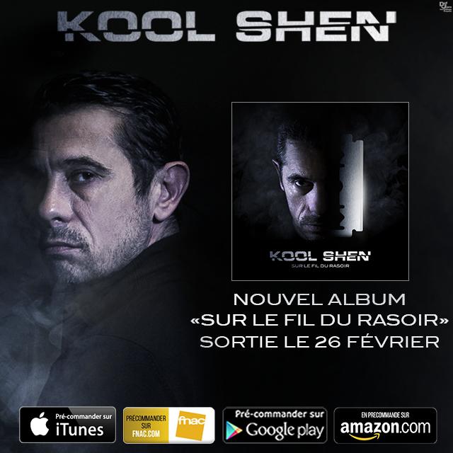 """Découvrez le nouveau clip de Kool Shen """" Faudra s'habituer """" avec Jeff Le Nerf"""
