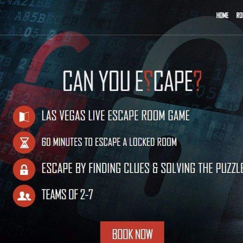 Number One Escape Room Las Vegas