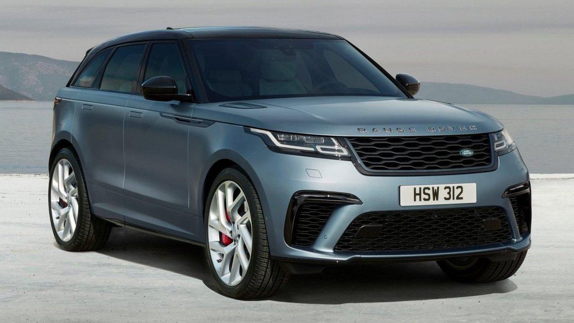 Range-Rover Velar SVAutobiography Dynamic Edition 2019