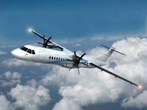 Caraïbes: trois ATR 42-600 pour LIAT