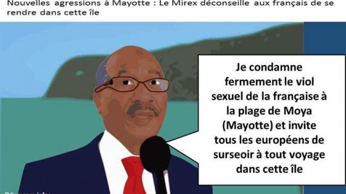 Mayotte: le mirex déconseille aux français de se rendre dans cette île | Comores Infos