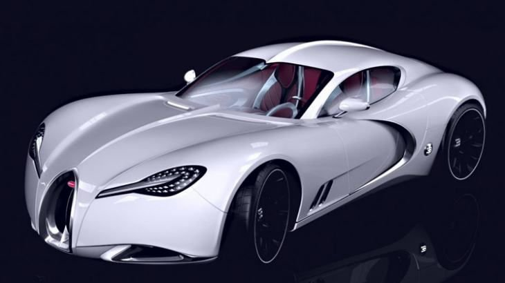 The new Bugatti Chiron - a hypercar to replace the iconic Veyron