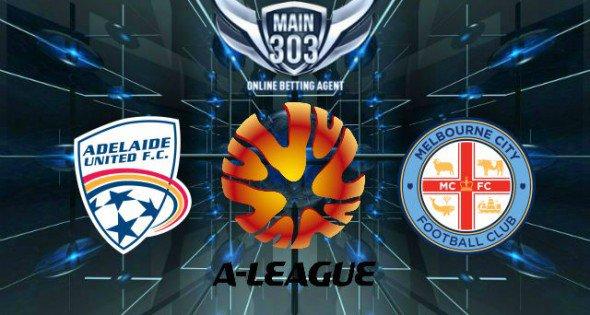 Prediksi Adelaide United vs Melbourne City 11 Maret 2016