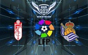 Prediksi Granada vs Real Sociedad 23 September 2015