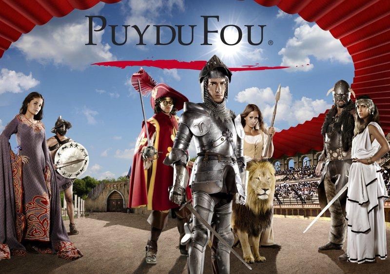 Notre week-end en famille au Puy du Fou - Ma life de Mum de famille XXL