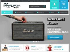 Mon Casque Audio : spécialiste des casques audio, écouteurs