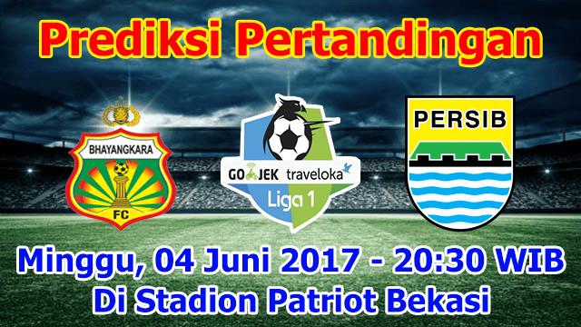 Prediksi Bhayangkara vs Persib 4 Juni 2017 – Cari Agen Bola