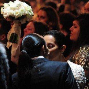 USA / Musique : Les Grammy Awards célèbrent le mariage pour tous