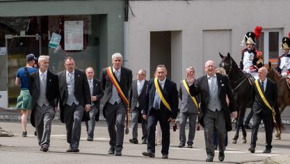 Saint-Roch: toutes les photos de la montée vers les Waibes