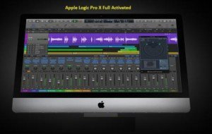 Apple Logic Pro X 10.2 Crack Keygen For Mac OSX Full Download