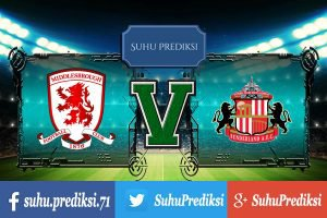 Prediksi Bola Middlesbrough Vs Sunderland 27 April 2017