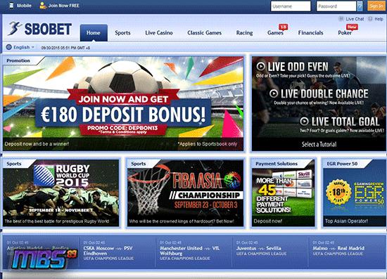 Memenangkan Permainan di Sbobet Online
