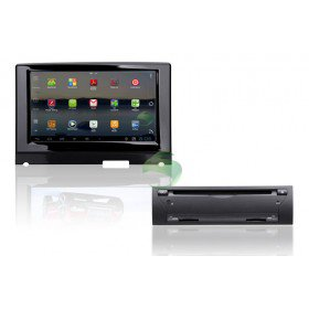 Android 4.0 Auto DVD Player GPS Navigationssystem für Audi Q3(2012 2013)