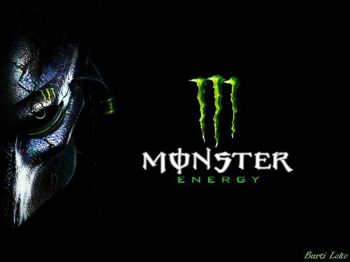 Monster energy Fan
