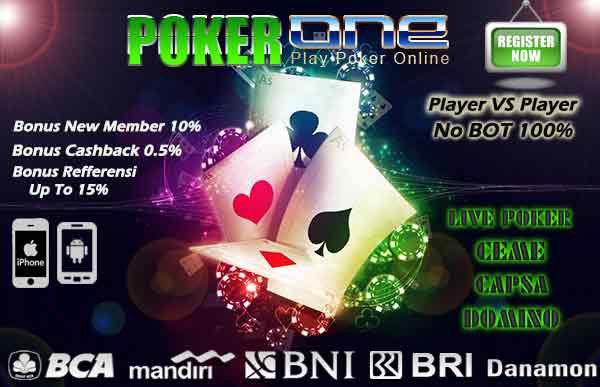 Taruhan di Agen Live poker