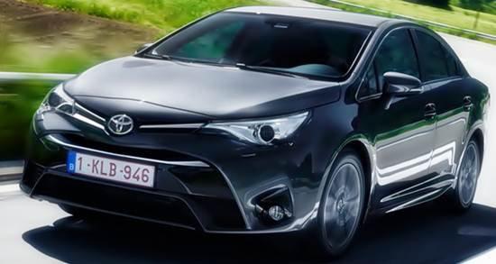 2016 Toyota Avensis Release Date Auto Web Info Array Kandros Blog