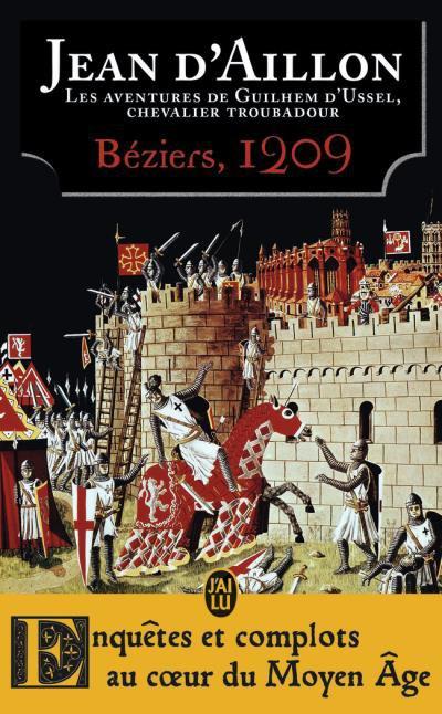 Béziers 1209 de Jean d'Aillon