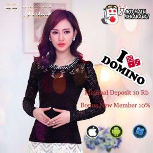 Situs Website Domino Terpercaya