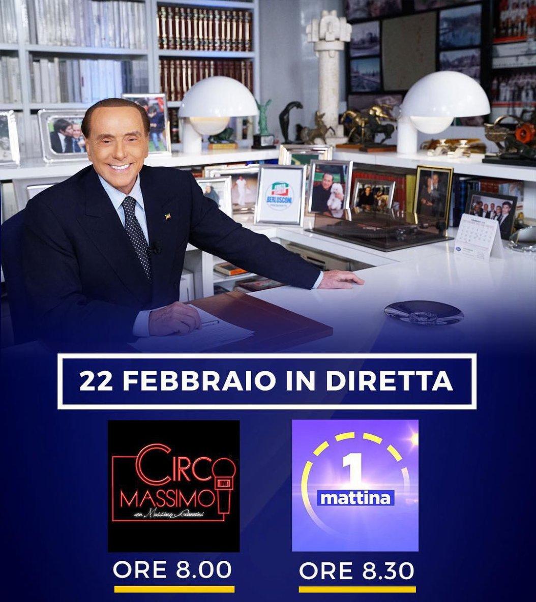 "Silvio Berlusconi on Instagram: ""ELECTIONS ITALIENNES 2018"