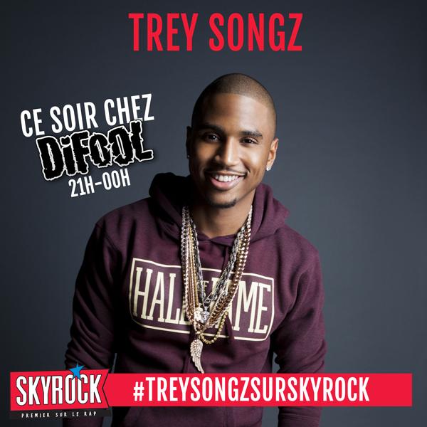 Ce soir Trey Songs dans La Radio Libre de Difool
