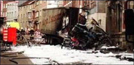 L'essentiel Online - Deux morts dans l accident d un camion à Spa - Grande Région