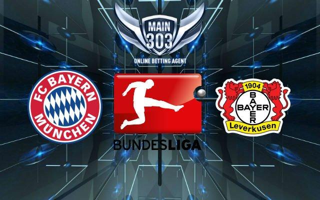 Prediksi Bayern Munchen vs Bayer Leverkusen 29 Agustus 2015