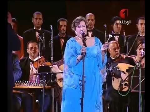 """Ya laymin ala zine"" interprété par la superbe Choubeila Rached : شبيلة راشد : يا لايمي على الزين - Last night in Orient"