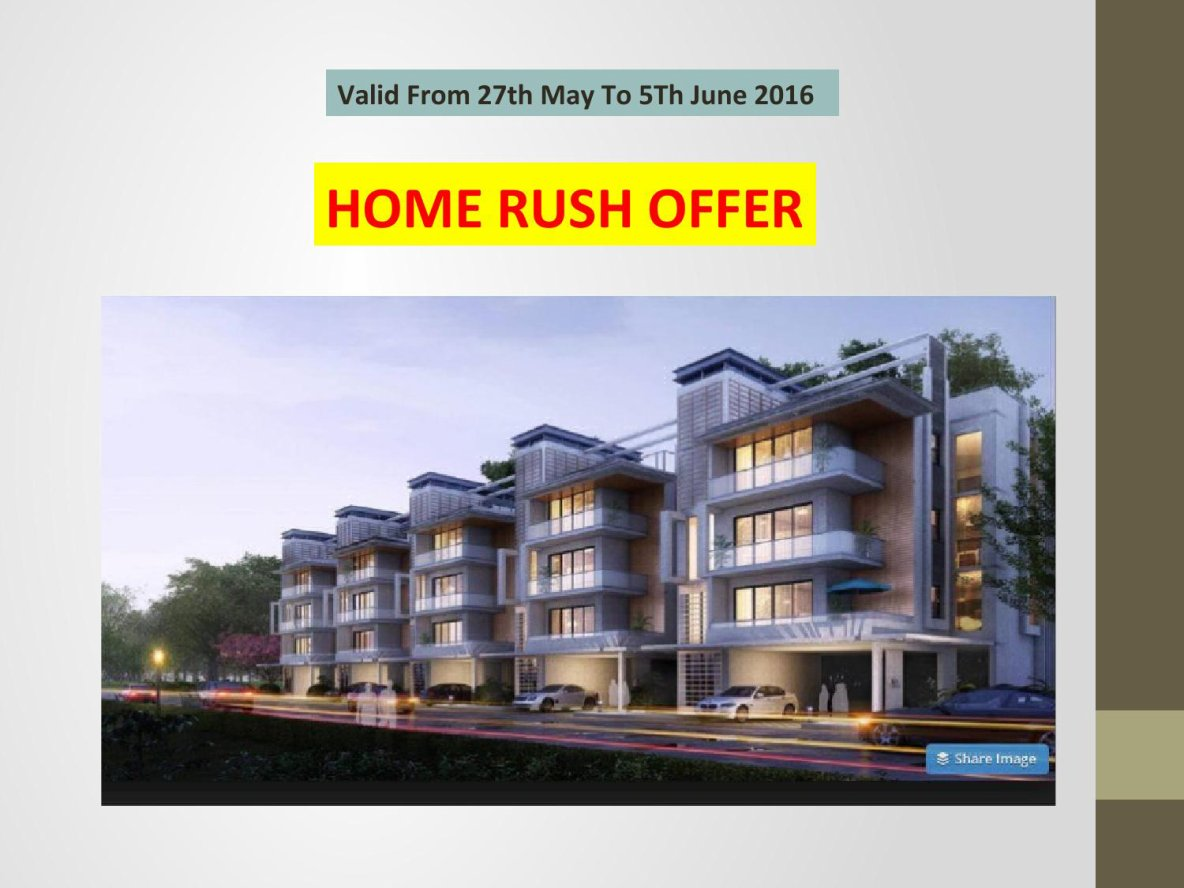 Godrej Offers Home Rush