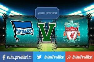 Prediksi Bola Hertha BSC Vs Liverpool 29 Juli 2017