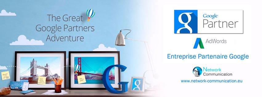 #Google partner;