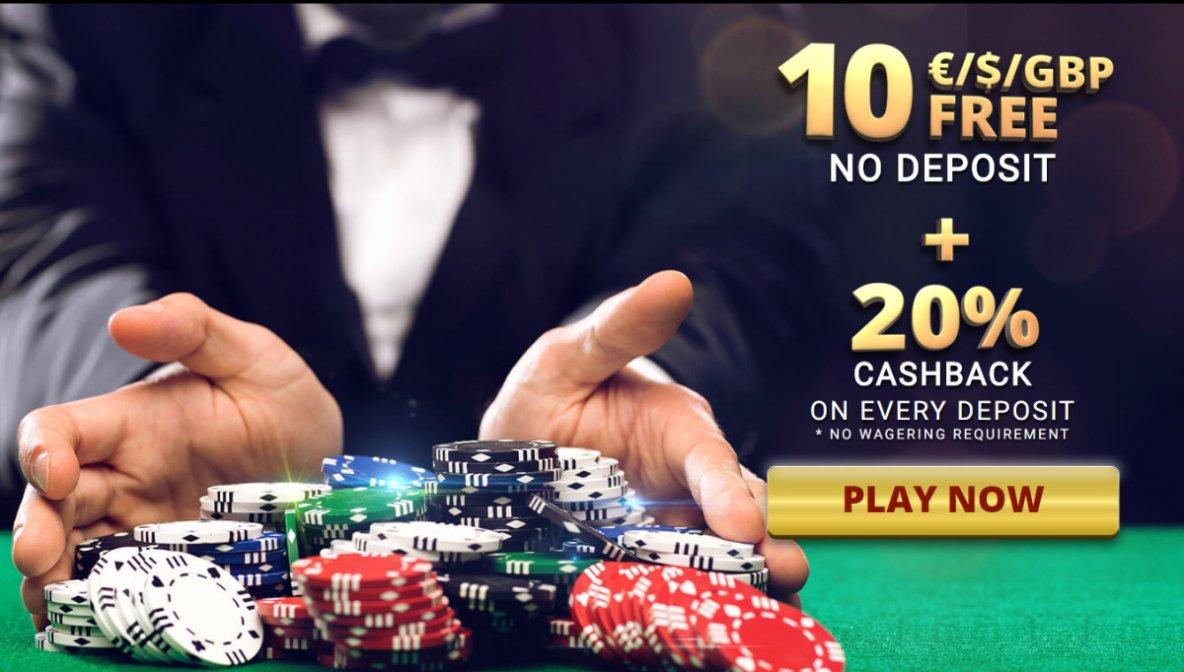 Grab £10 free no deposit mobile casino free spins at Winnermillion Casino