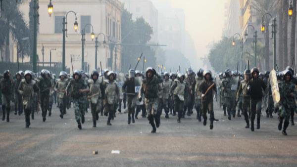 Egypt comes one step closer to total military control