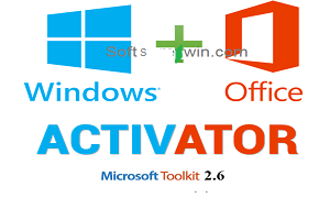 Microsoft Toolkit 2.6 Activator for Windows 10 & Office 2016
