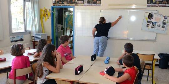 Les enseignants rentrent un jour avant les élèves