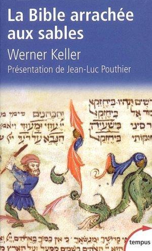 La Bible arrachée aux sables de Werner Keller