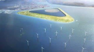 La Pico Ferme: La Belgique projette d'édifier une île pour produire de l'électricité