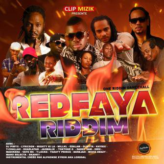 Audio - Mighty Ki La / Reste Cool - RED FAYA RIDDIM