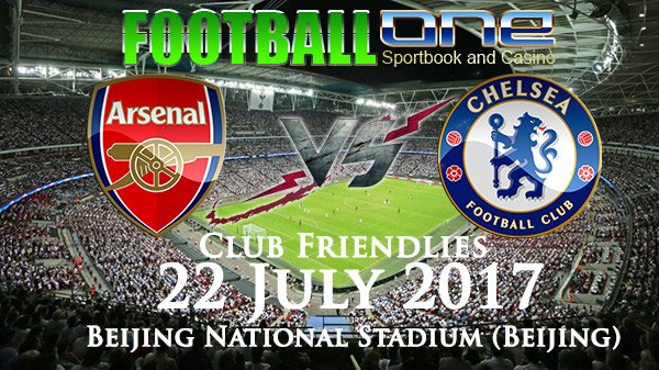 Prediksi ARSENAL vs CHELSEA 22 July 2017