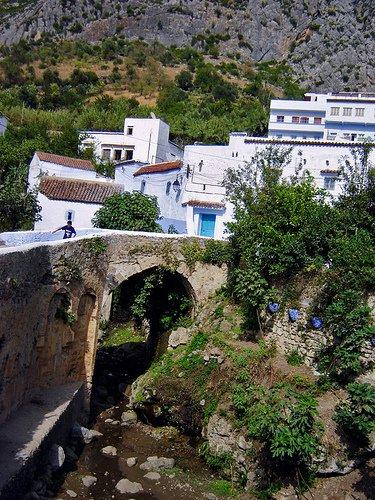 Chefchaouen, ville sainte du Maroc