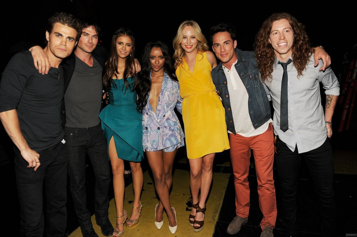 Vampire diaries, teen choice award 2012