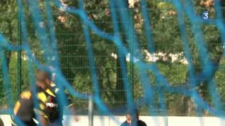 Le club de football AC Arles-Avignon vers une liquidation judiciaire ? - France 3 Provence-Alpes