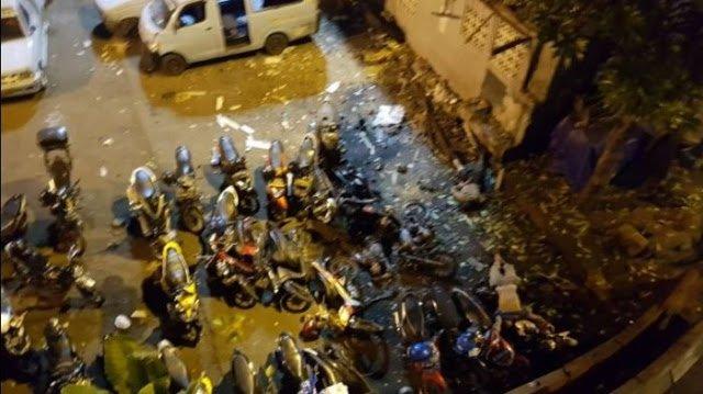 Tubuh Tercerai Berai, Ledakan Bom Kampung Melayu Kuat - Berita Harian Indonesia