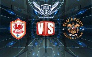 Prediksi Cardiff City vs Blackpool 25 April 2015 Championship