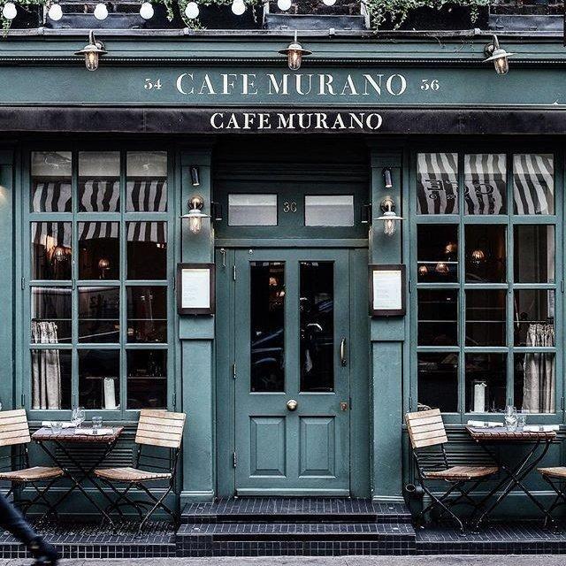 Pub RPG : Café murano