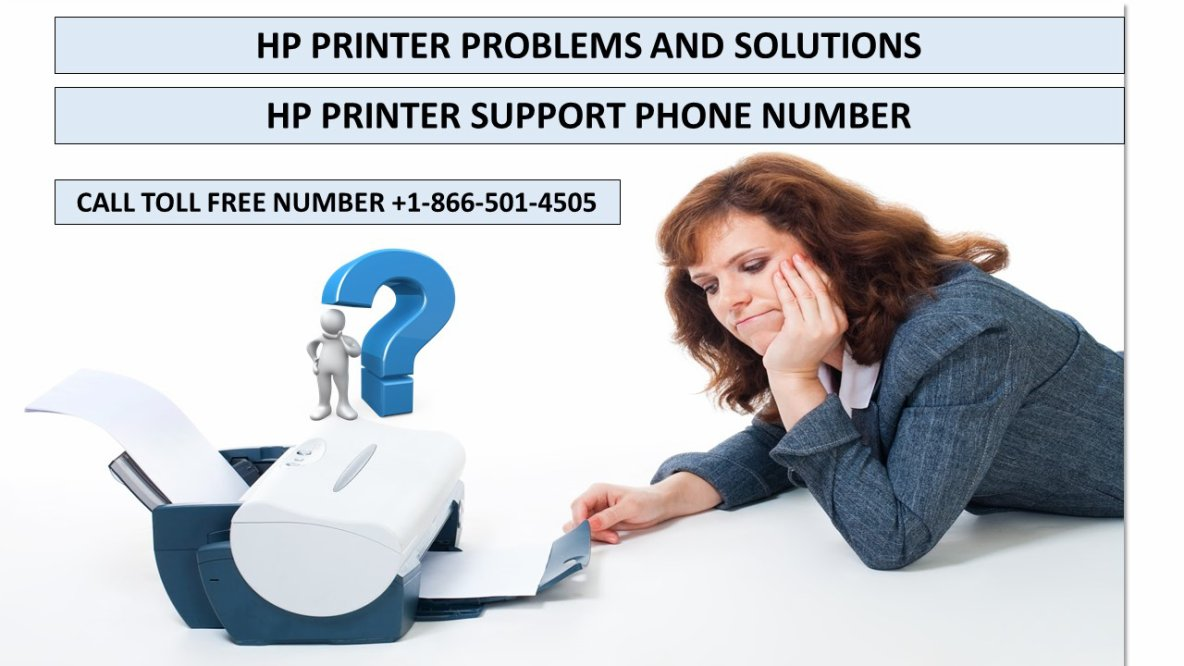 HP Printers technical support +1-866-501-4505