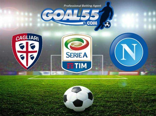 Prediksi Skor Cagliari VS Napoli 27 Februari 2018