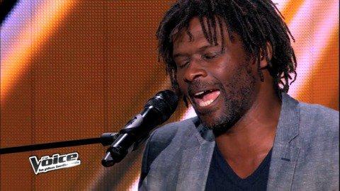 Emmanuel Djob interprète « Georgia on my mind » (Ray Charles)