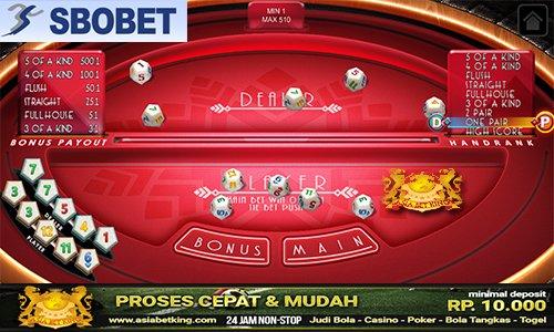 Panduan Cara Bermain Judi Poker Paradice Sbobet Terbaru